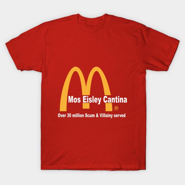 ecb0d368 Mos Eisley 30 Million Served - Star Wars - T-Shirt | TeePublic