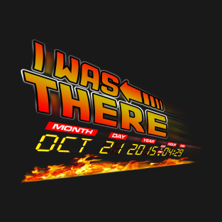Be ready for Back to the future day  t-shirts