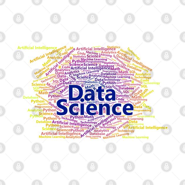 Data Science Word Cloud | Plasma Palette