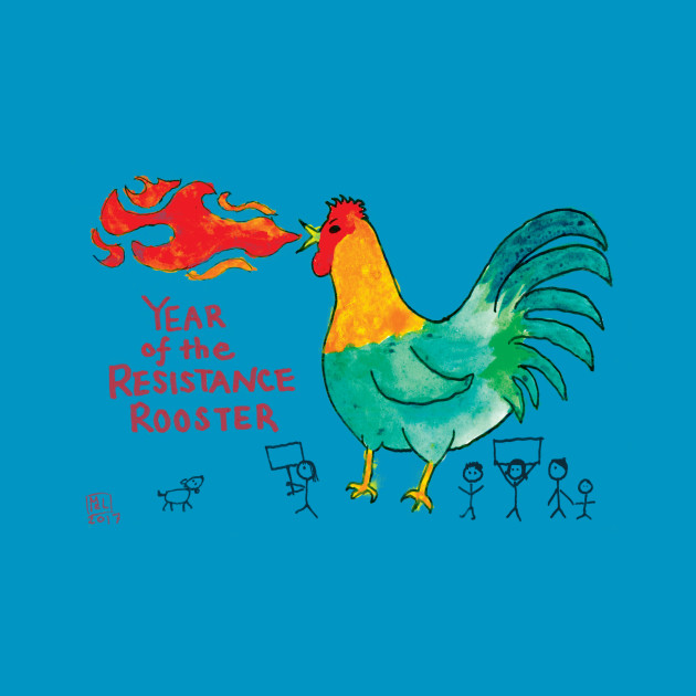Resistance Rooster
