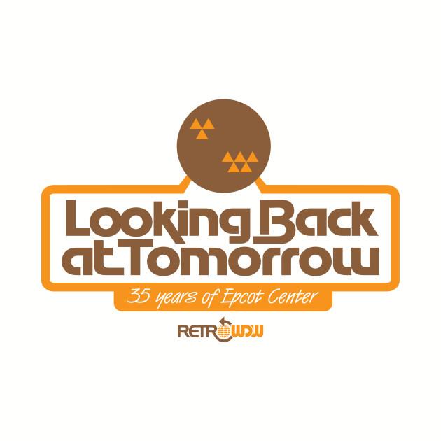 Looking Back at Tomorrow - Orange/Brown