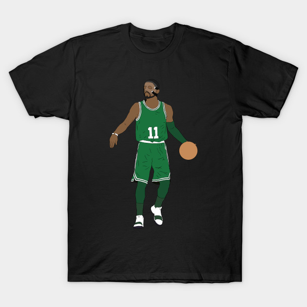fa7385afc18 Masked Kyrie Irving - Kyrie Irving - T-Shirt