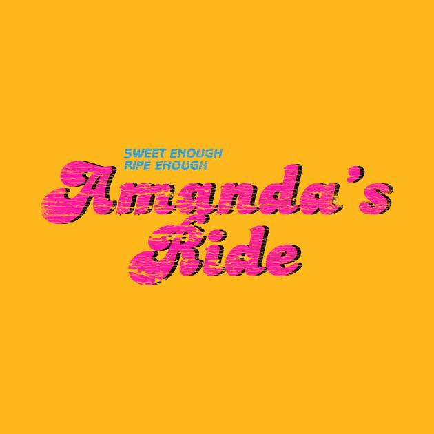 BOOGIE NIGHTS - Amanda's Ride