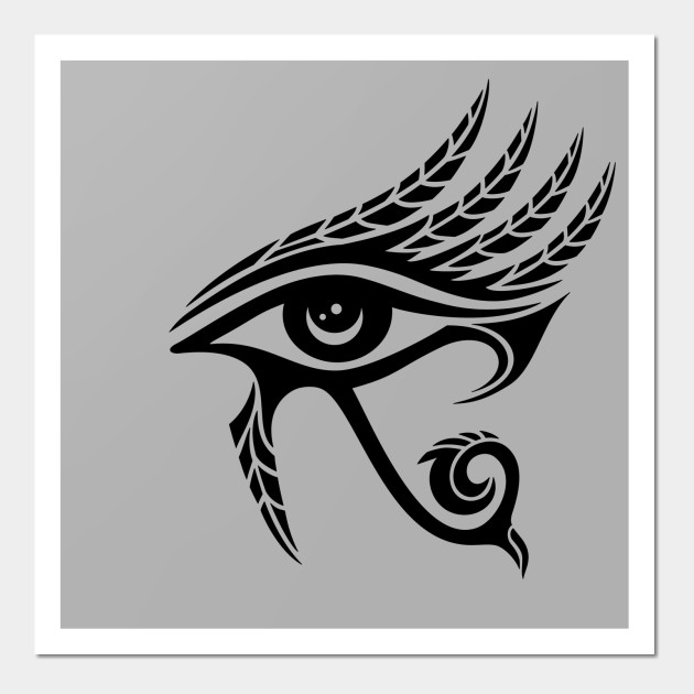 Eye of Horus, Ancient Egypt Symbol of Protection