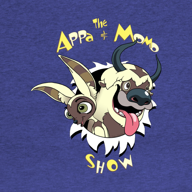 The Appa and Momo Show!