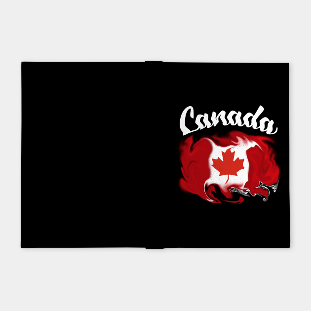 Canadian Day Flag - Canadian Gift - Canadian Pride - Canada Day - Victoria Day