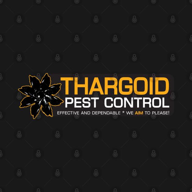 ELITE DANGEROUS: THARGOID PEST CONTROL YELLOW