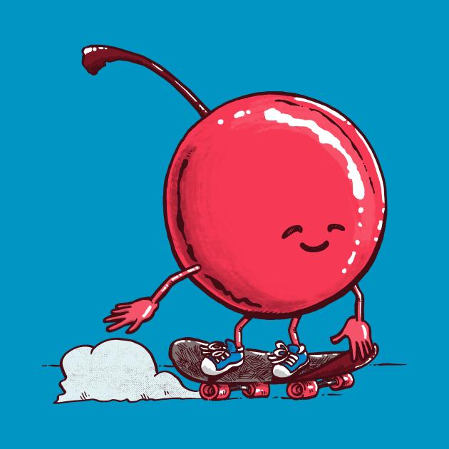 The Cherry Skater
