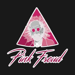 Pink Freud Tee Shirt Funny t-shirts