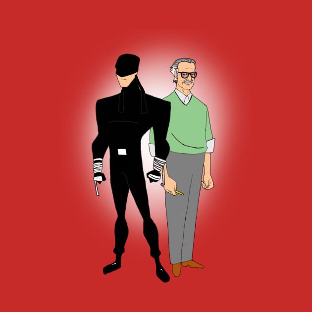 Stan Lee & Daredevil