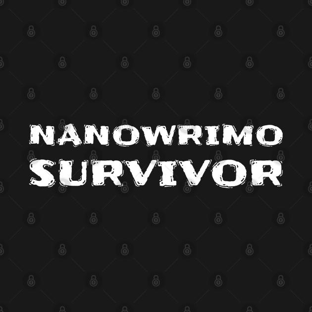 Nanowrimo Survivor