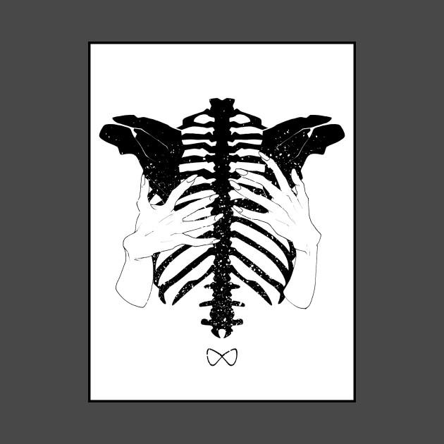 Skeleton Ribs 01