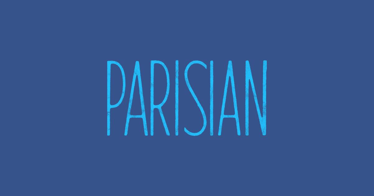 Parisian Shirt