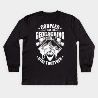 Geocacher DNF Ist Keine Option Geocaching Sweatshirt