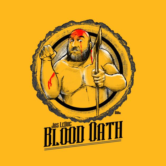 Jos Leduc Blood Oath