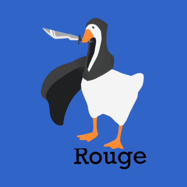Rouge Goose