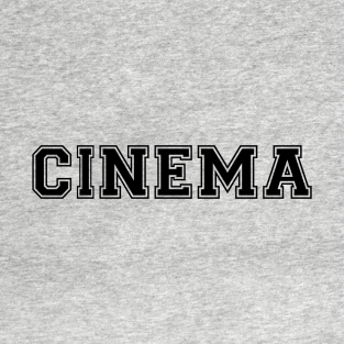 CINEMA (Black)