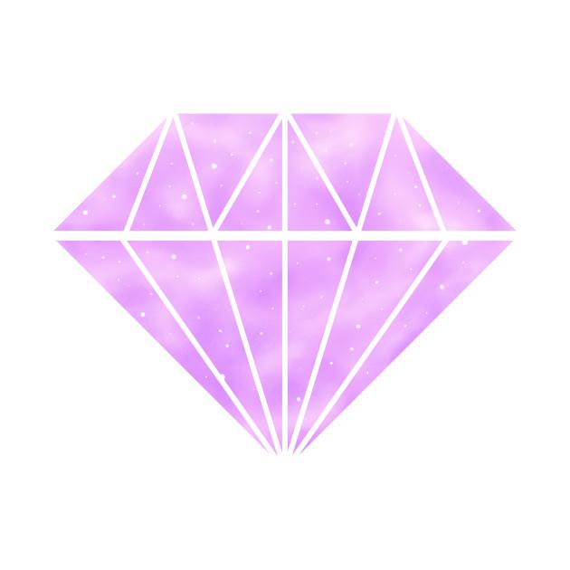 Pastel Purple Diamond