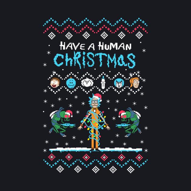 Have a Human Christmas