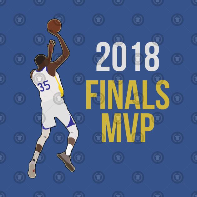 Kevin Durant - 2018 Finals MVP