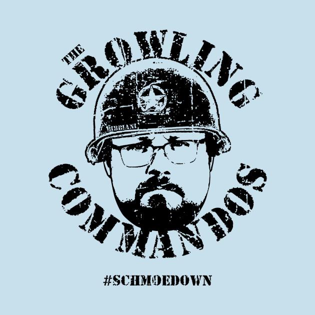 GROWLING COMMANDOS