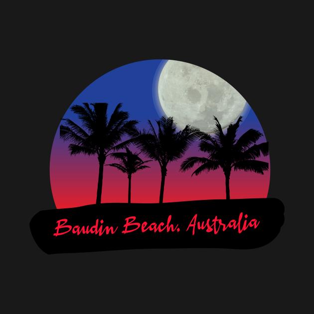 Baudin Beach Australia