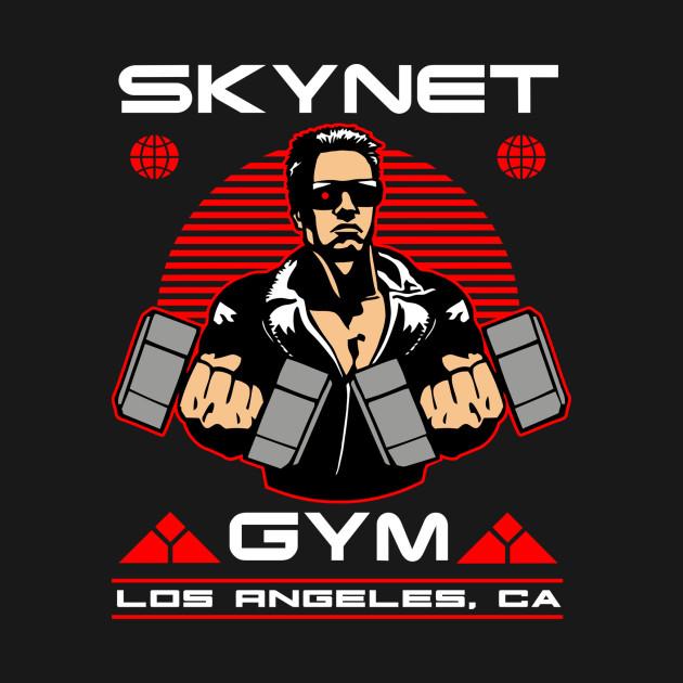 Judgement Day Gym T-Shirt