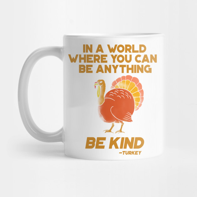 Thanksgiving turkey Thanksgiving day Mug