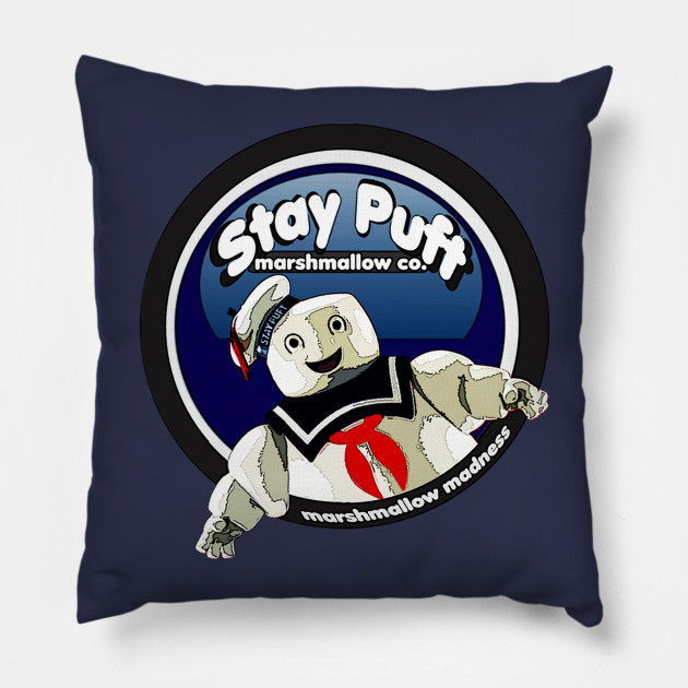 Stay Puft marshmallow.