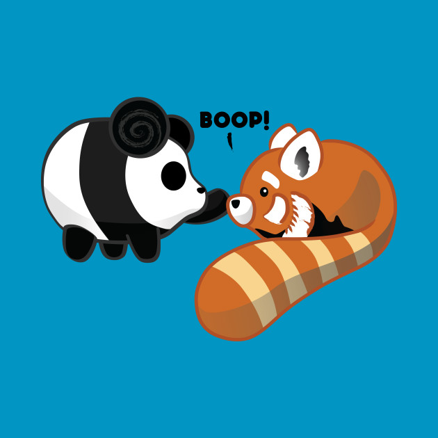 Boop! (for light shirts)