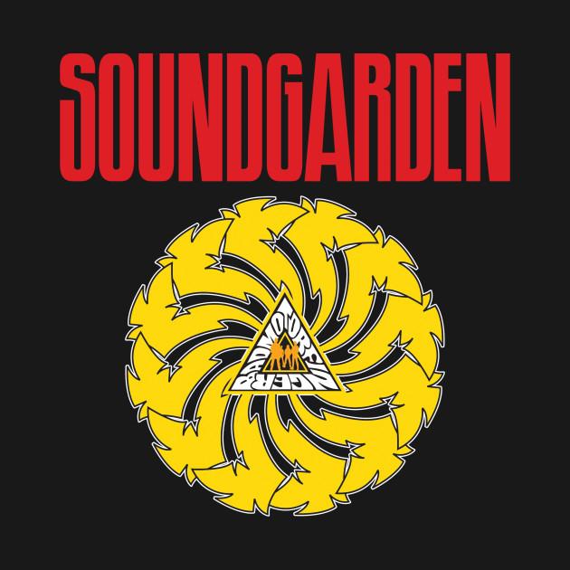 Soundgarden Badmotorfinger 92 Grunge