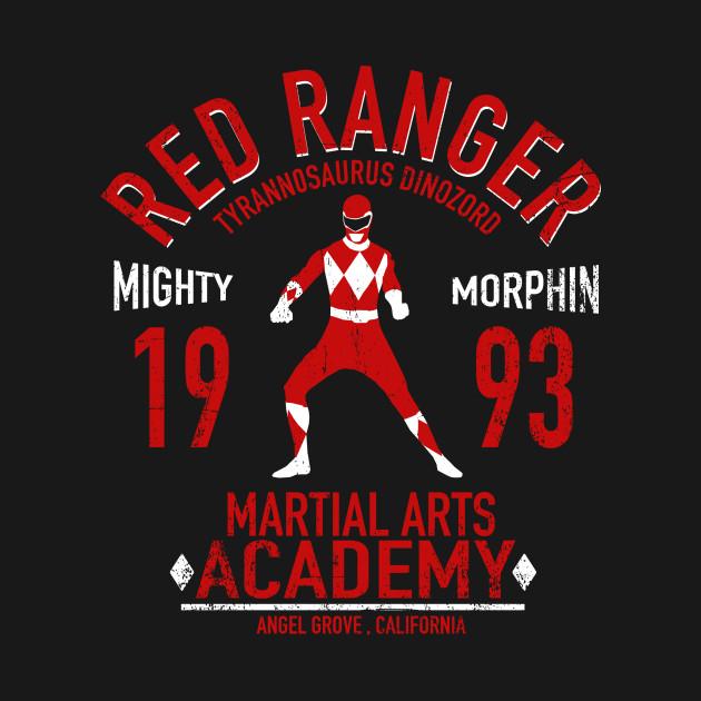 Tyrannosaurus Ranger T-Shirt