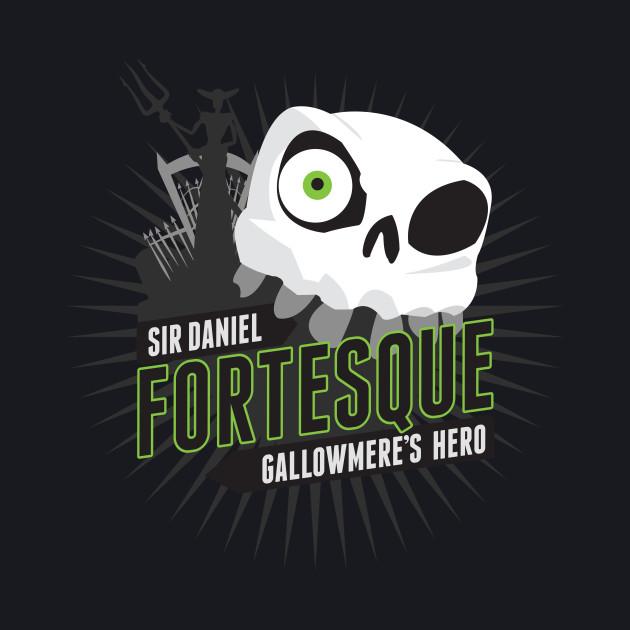 Sir Daniel Fortesque