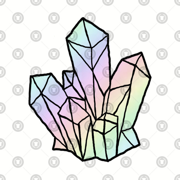 Rainbow Crystals
