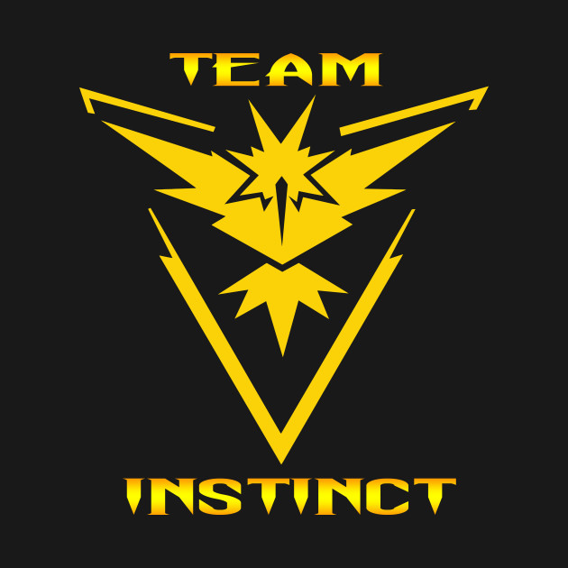 TEAM INSTINCT - Monster GO