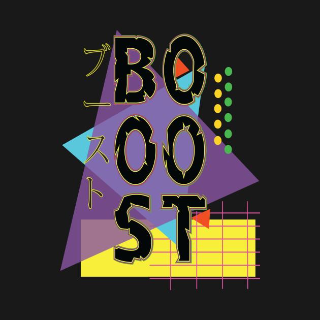 90's Boost