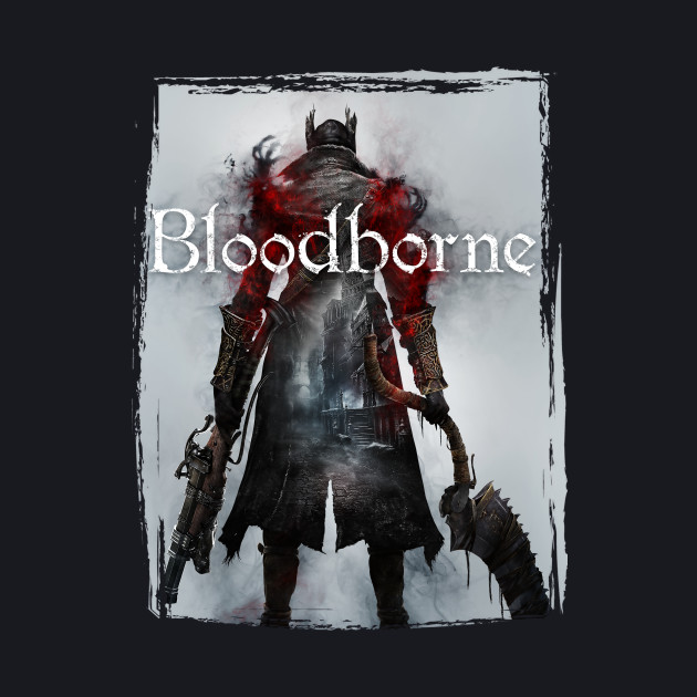 Bloodborne The Old Hunter