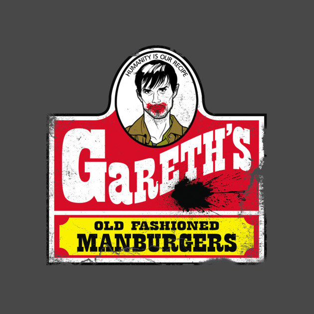 Gareth's Manburgers