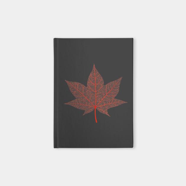 Network Red Leaf