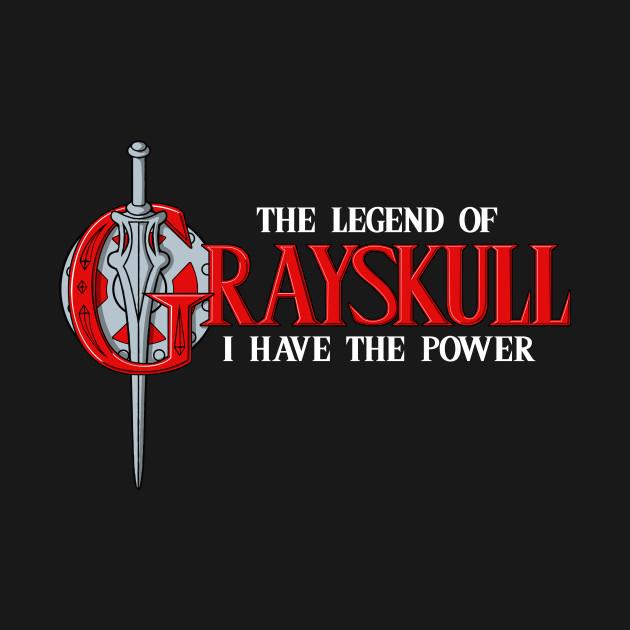 The Legend Of Grayskull T-Shirt