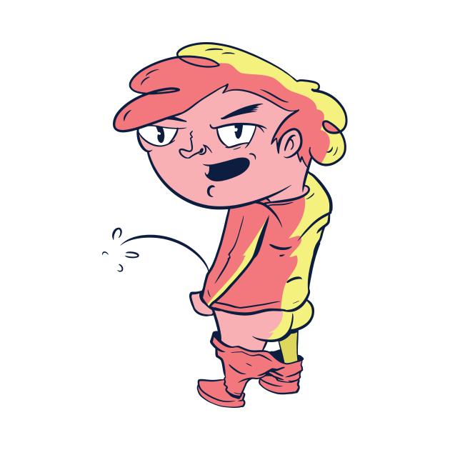 Bad Boy Urinating