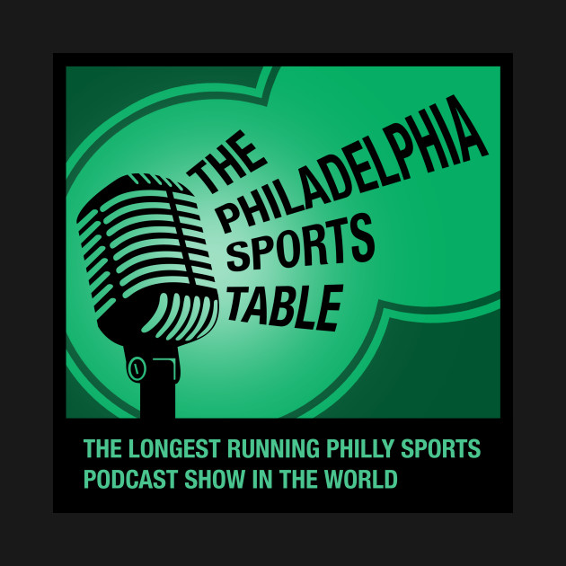 The Philadelphia Sports Table - Kelly Green
