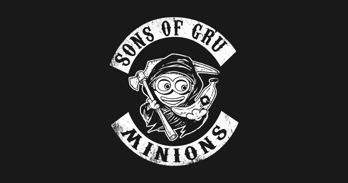 Minions sons of anarchy