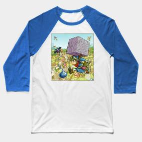 Dragon Quest Heroes 2 Baseball T-Shirts | TeePublic