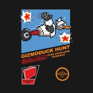 Gizmo Duck Hunt t-shirts