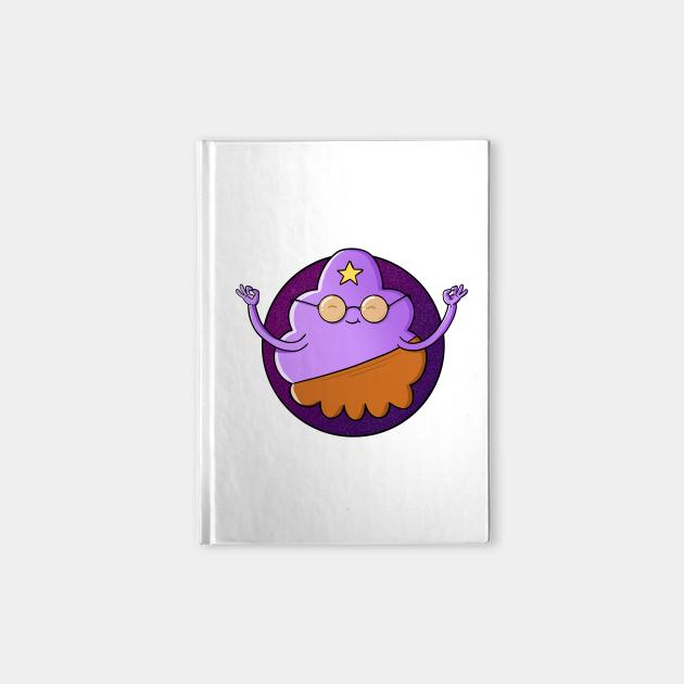 Lumpy Space Princess - Zen Master