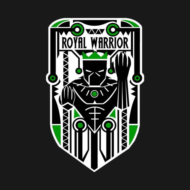 Royal Warrior (Green)