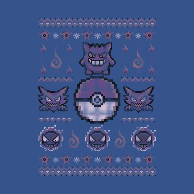 Gotta Stitch 'Em All: Ghost