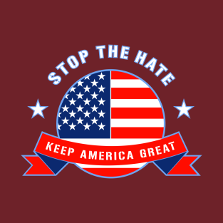 Stop The Hate t-shirts