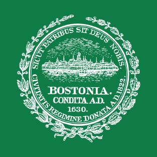 Boston Seal t-shirts